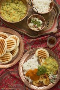 Workshop Indisch koken - een Indiase rijsttafel