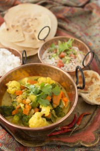 Workshop Indisch koken - Indiase groentecurry