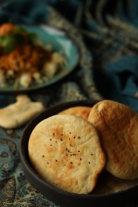 Workshop Indisch koken - Indiaas brood - naan