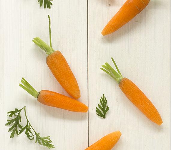Mini worteltjes