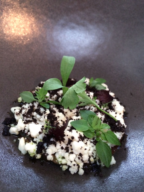 Restaurant The Jane Antwerpen aubergine