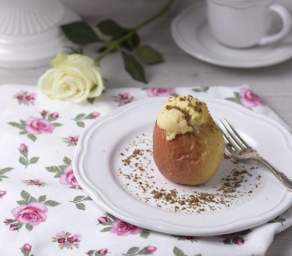 Cake in appel