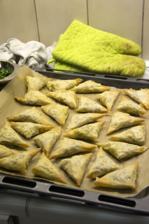 Workshop Indiaas koken - Samosa