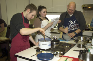 Workshop Indiaas koken - koken