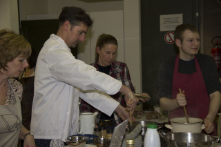 Workshop Indiaas koken - workshop