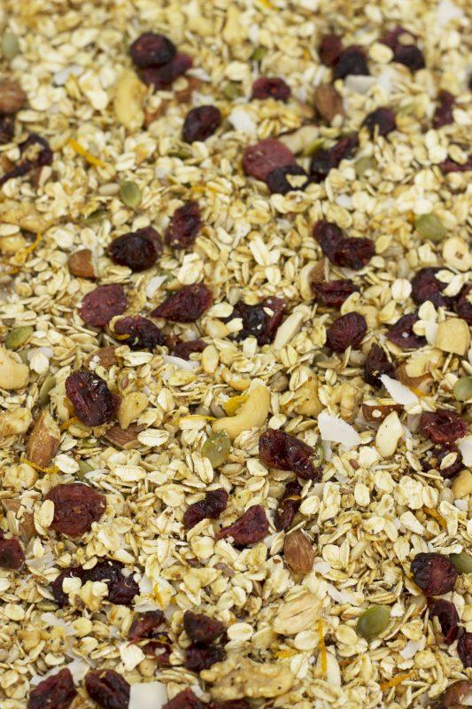 granola mengeling
