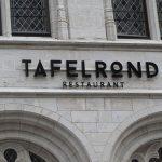Tafelrond, het nieuwste restaurant in Leuven
