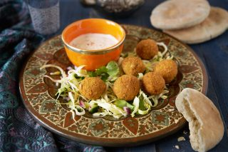 Workshop Libanese keuken - Falafel