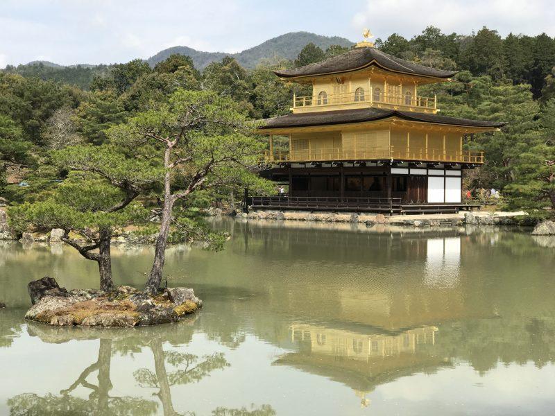 Kyoto cultureel - gouden tempel