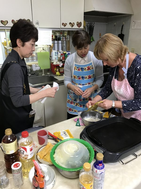 Kyoto culinair - kookles