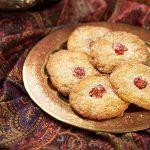 Marokkaanse koekjes met amandel en walnoot