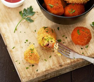 Aardappel-groentekroketjes uitgelichte afbeelding