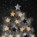 Kerstkoekjes, - suikerkoekjes