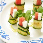 Courgetterolletjes