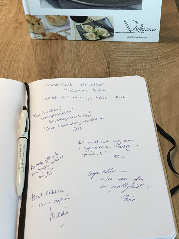 aanbod kookworkshops 2020 - Koreaans koken